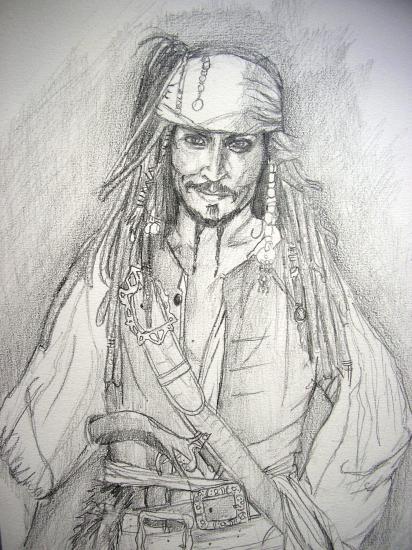 Johnny Depp by CARLOTTITA91